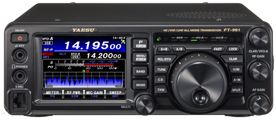 Yaesu ft991 review m5poothe website ft991 front gumiabroncs Image collections