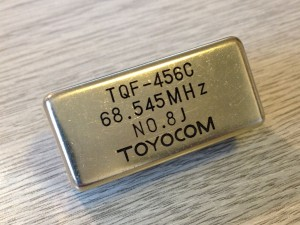 Toyocom TQF-456C Crystal Filter