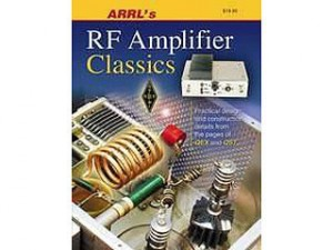 ARRL RF Amplifier Classics - great second hand for under a fiver