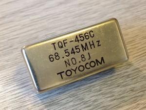 Toyocom TQF-456C Top View