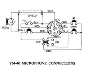 YM40 Microphone