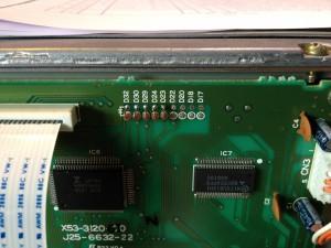 TS790 Control Board